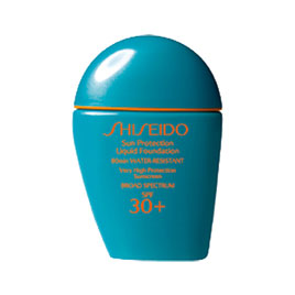 Sun Protection Liquid Foundation SPF30+ SP70