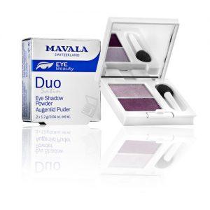 Duo Satin Eyelid Powder