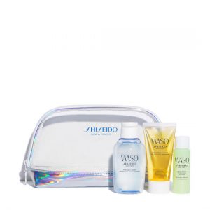Waso Essentials Set (For Oily/Normal/Combination Skin)